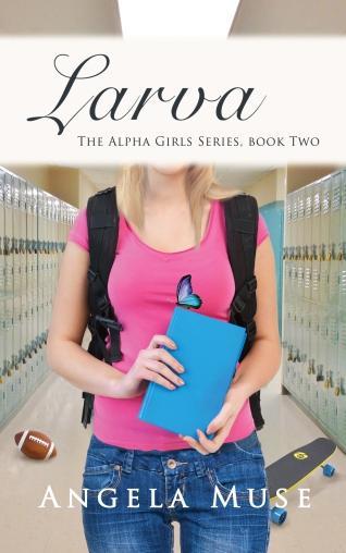 Larva Kindle Cover