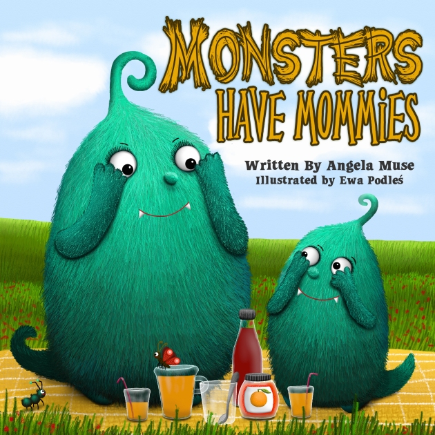 MonstersHaveMommies